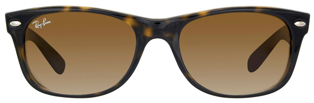 Ray-Ban 0RB2132 Size:52 Brown Brown 710 Wayfarer Sunglasses  available at Lenskart for Rs.0