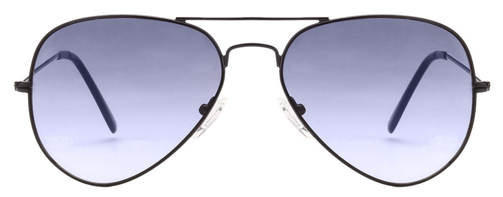 Vincent Chase Top Guns VC 5158 Black Blue Gradient 1112/27 Aviator sunglasses  available at Lenskart for Rs.0