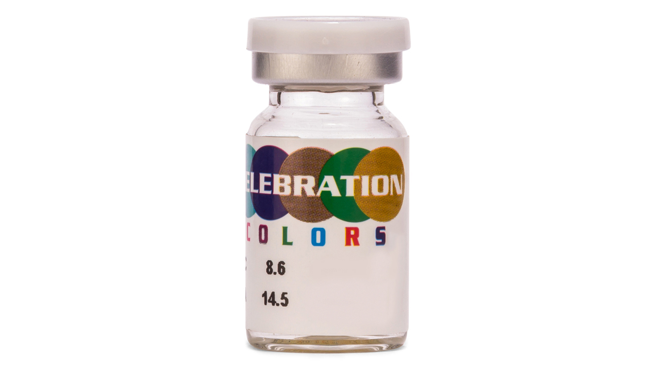 Celebration Color 3 tone Contact Lens ( 1 Lens Box )  available at Lenskart for Rs.0