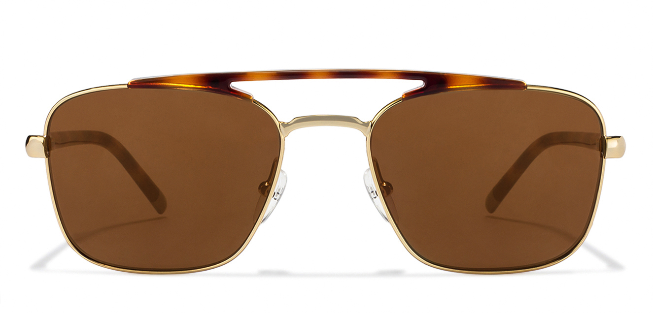 Calvin klein CK1221S Size-55 Tortoise Golden Tortoise Brown Mirror 753 sunglasses  available at Lenskart for Rs.0
