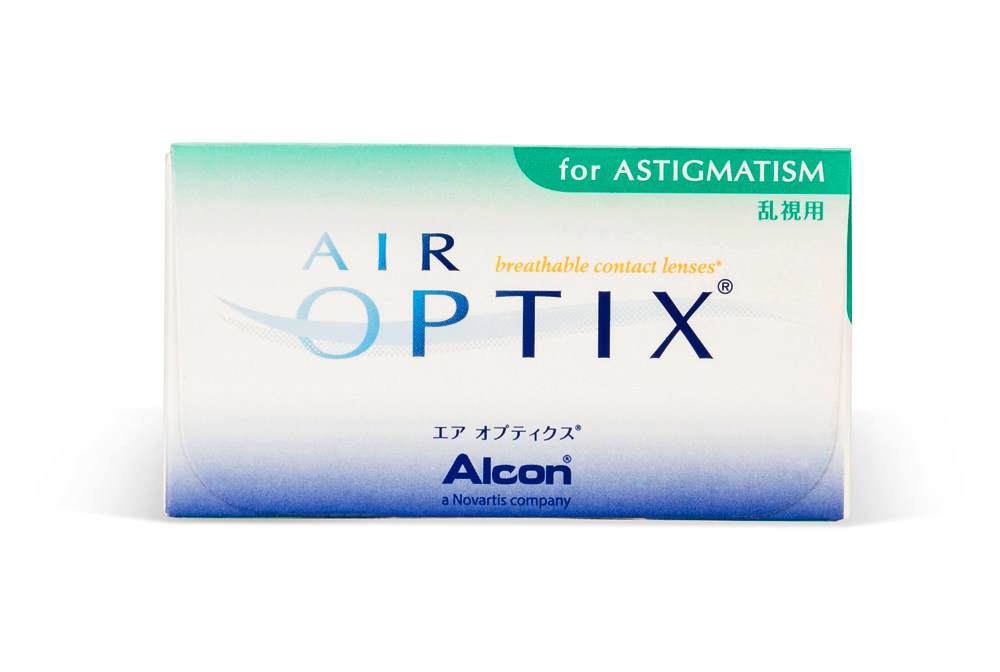 Compare Air Optix For Astigmatism 3 Lens Box Price
