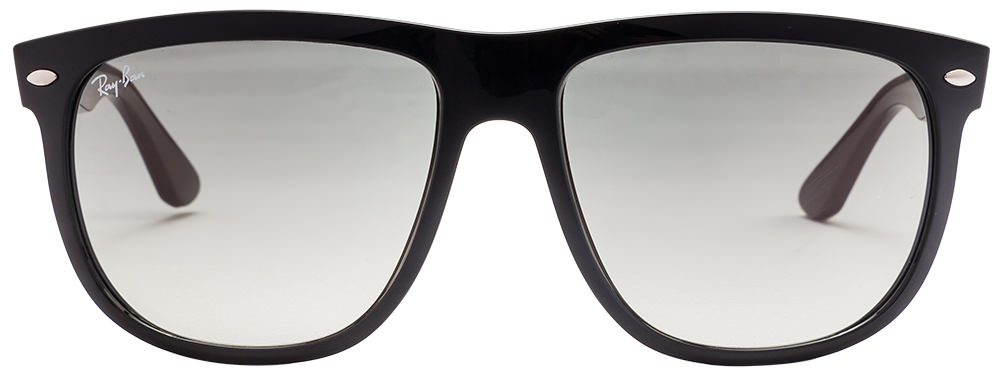 Ray-Ban RB4147 601/32 Size:56 Black Grey Gradient Wayfarer Men's Sunglasses  available at Lenskart for Rs.0