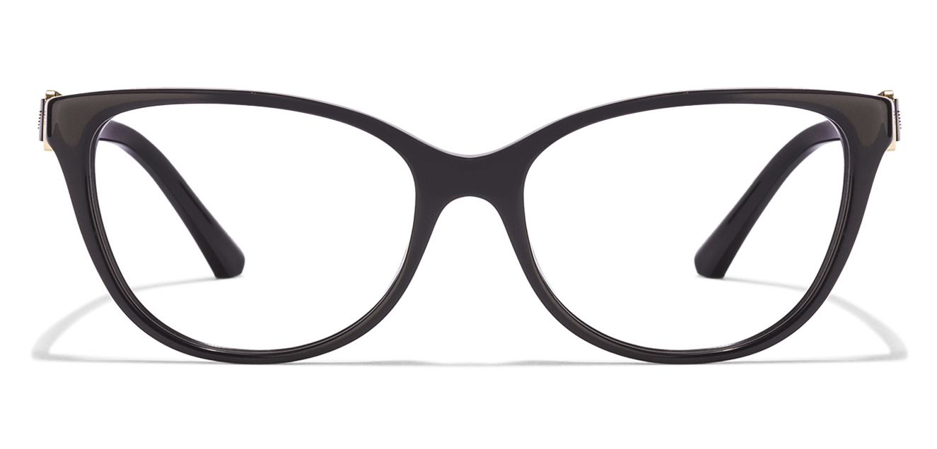 Emporio Armani EA3077 Size:52 Black 5017 Women's Eyeglasses  available at Lenskart for Rs.0