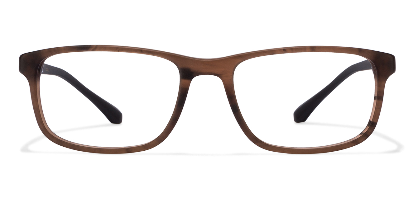 Emporio Armani EA3098 Size:53 Brown Black 5548 Eyeglasses  available at Lenskart for Rs.0