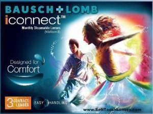 Bausch & Lomb iConnect:Left Eye (OD)