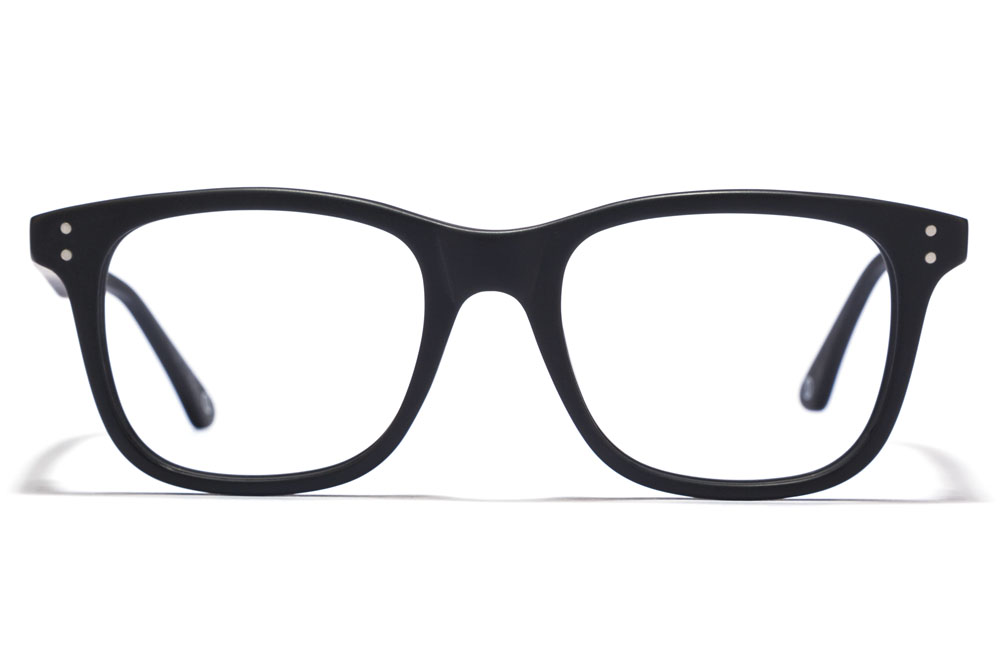 John Jacobs Studio Moda JJ 1352 Matte Black 1111EO Wayfarer Eyeglasses  available at Lenskart for Rs.0