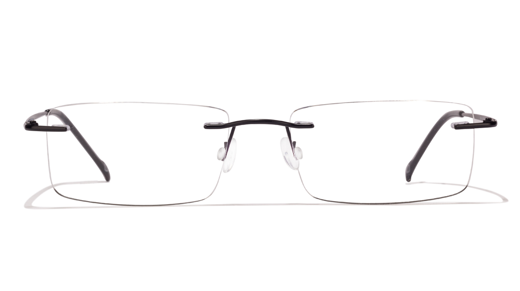 John Jacobs Wall Street JJ 1041 1010 Black Eyeglasses  available at Lenskart for Rs.0