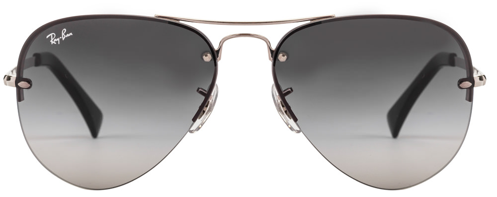 Ray-Ban RB3449 003/8G 59 Aviator Men's Sunglasses  available at Lenskart for Rs.0