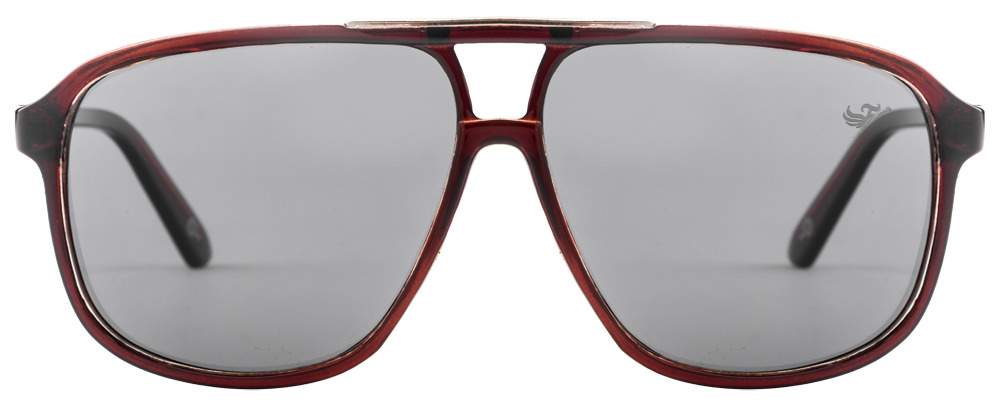 Flying Machine FMS-026-104/113 Size:61 Brown Crystal Smoke Women's Sunglasses  available at Lenskart for Rs.0