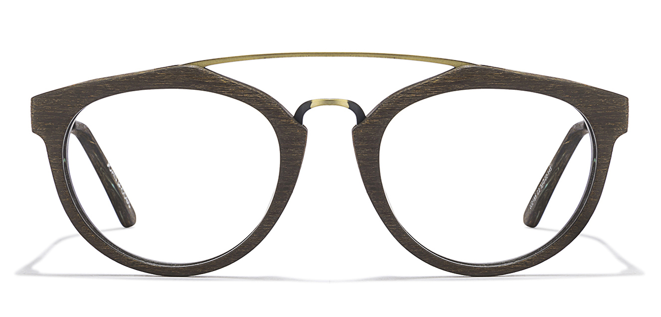 John Jacobs Madison Avenue JJ 2189 Matte Brown Wooden C2 Eyeglasses  available at Lenskart for Rs.0
