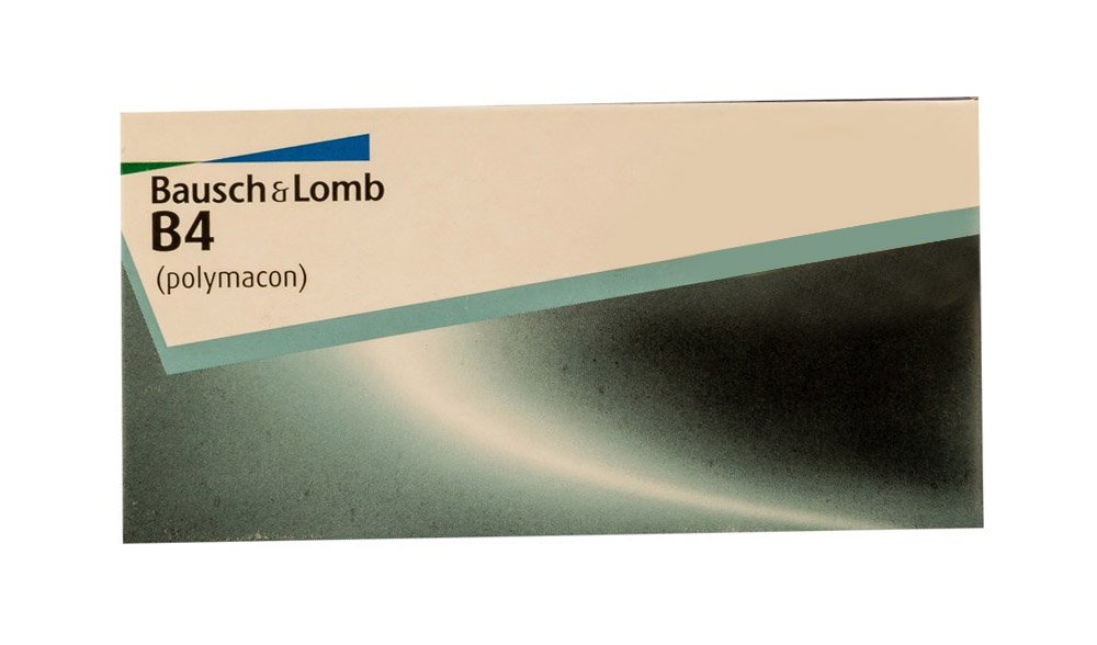 B4  Bausch & Lomb Daily Wear Conventional Lens (1 Lenses/box)