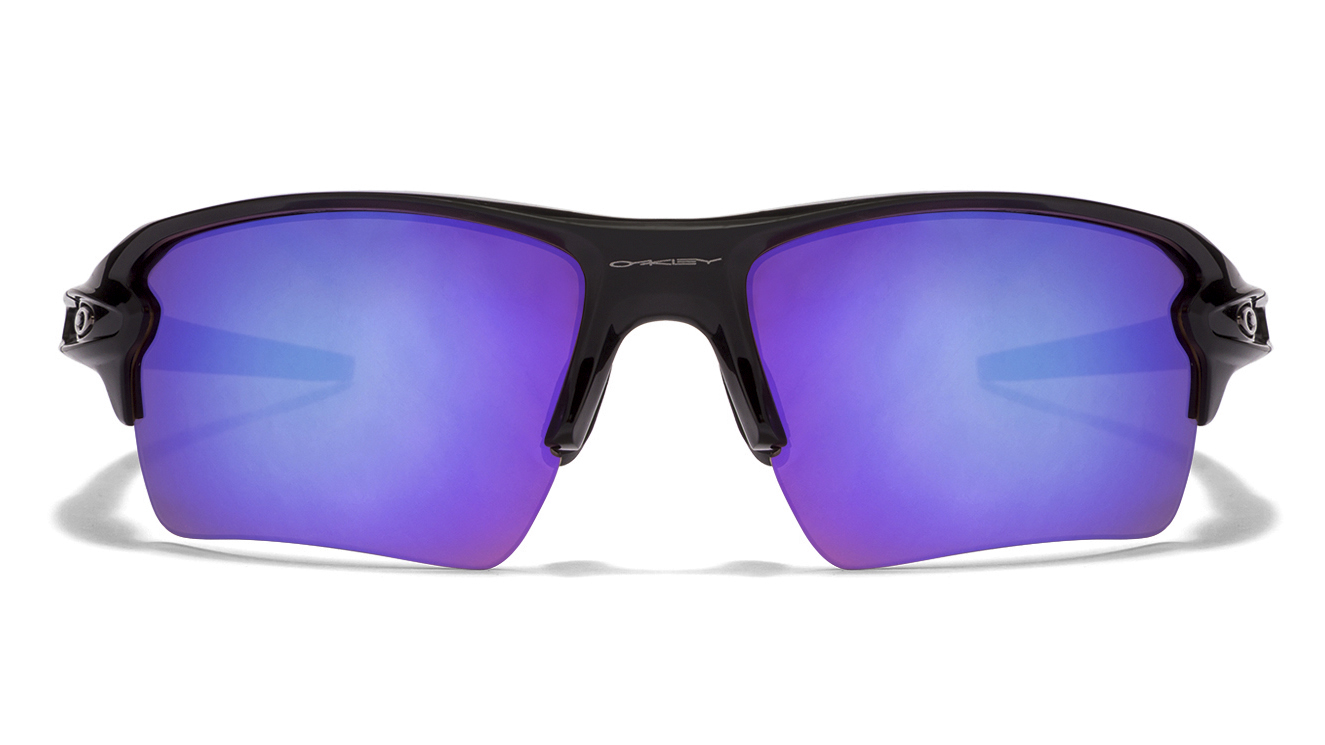 Oakley Flak 2 0 XL PRIZM golf OO9188 Size:59 Black Blue Mirror 05 Sports Men's Sunglasses  available at Lenskart for Rs.0