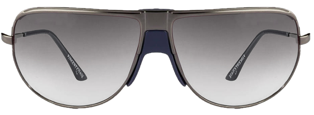 Vincent Chase Top Guns VC 8652 Gunmetal Grey Gradient Col 399 Sunglasses  available at Lenskart for Rs.0