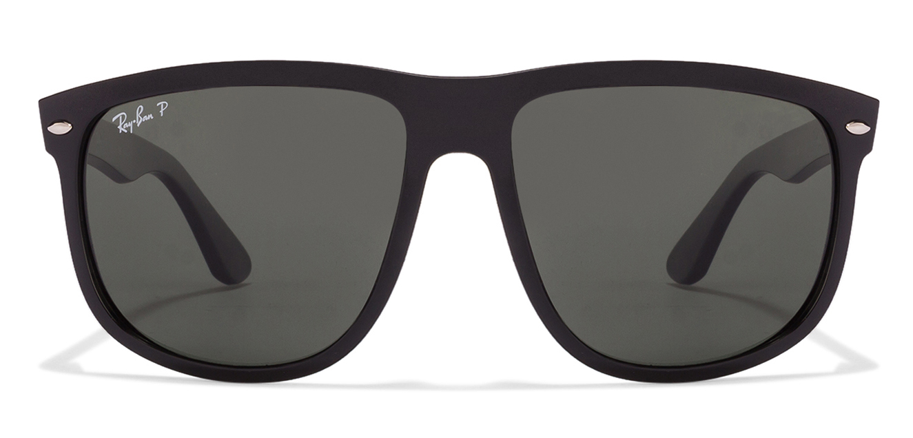 Ray-Ban RB4147 601/58 Size:60 Black Green Sunglasses  available at Lenskart for Rs.0
