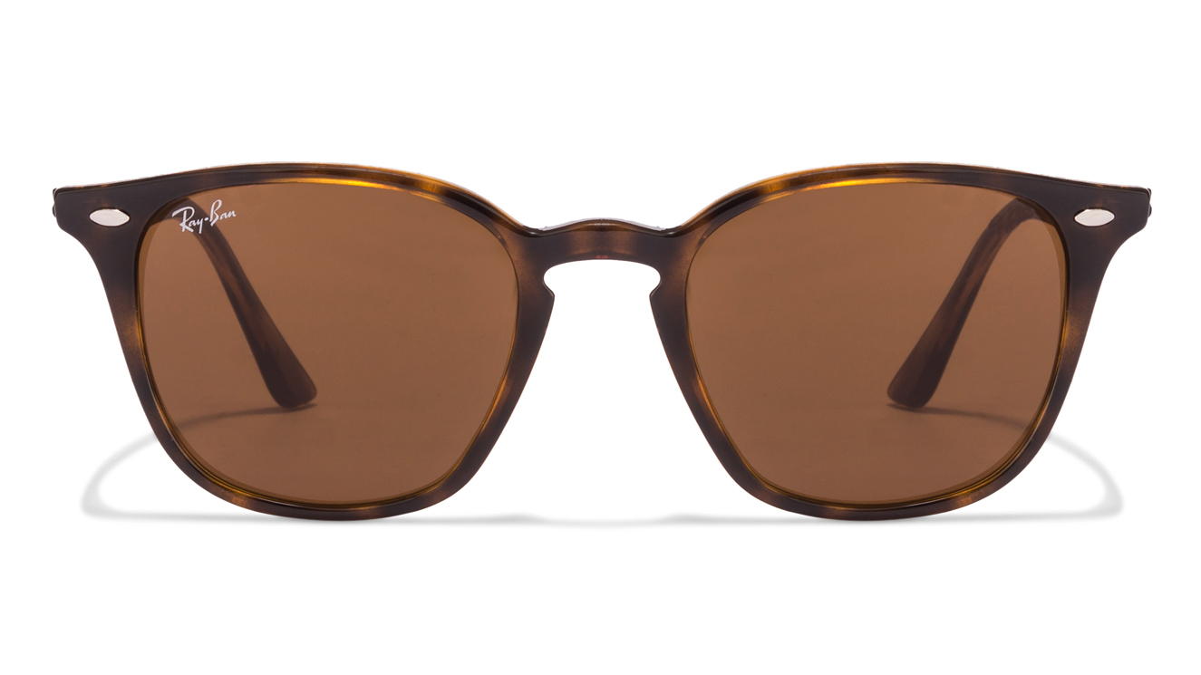 Ray-Ban RB4258 Size:50 Tortoise Brown 710/73 Wayfarer Women's Sunglasses  available at Lenskart for Rs.0