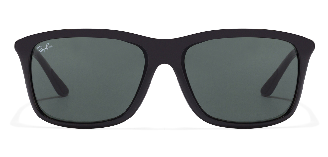 Ray-Ban RB8352 Size:57 Black Grey 6219/71 Men's Sunglasses  available at Lenskart for Rs.0