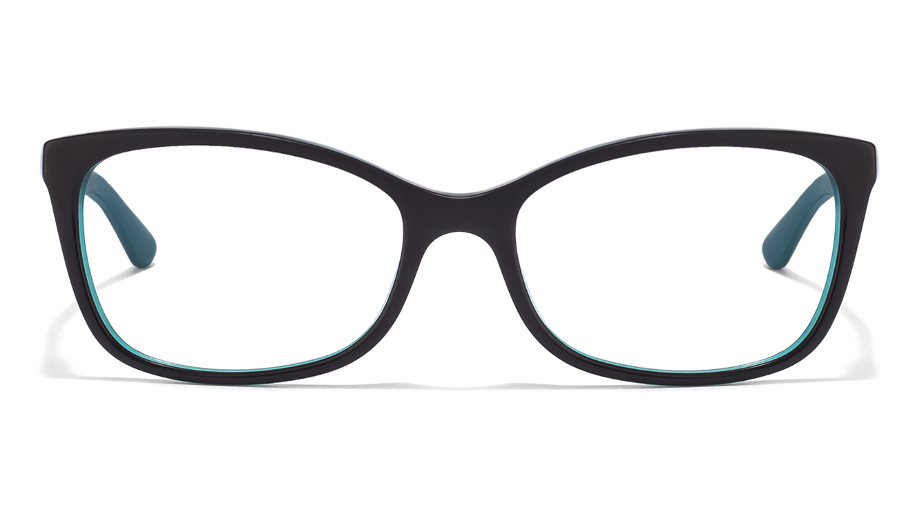 ray-ban RX5338 5534 Size:53 Black Green Women's Eyeglasses  available at Lenskart for Rs.0
