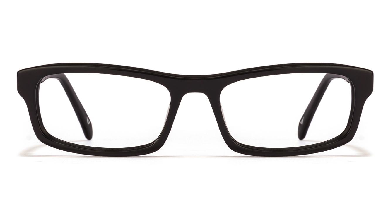Free Frame : Vincent Chase Turn table VC 1483 Black C1 Eyeglasses  available at Lenskart for Rs.0