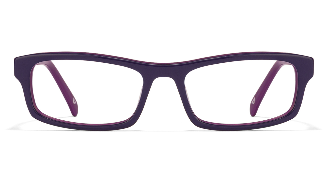 Free Frame : Vincent Chase Turn table VC 1483 Purple C2 Women Eyeglasses  available at Lenskart for Rs.0