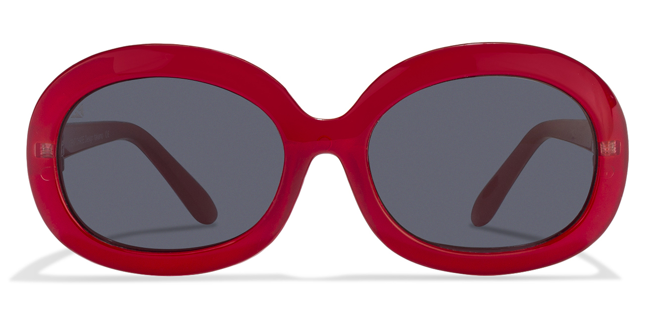 Light Maroon Grey Cat Eye Sunglass Vincent Chase Kid's Rockstars VC S10743 - C3  available at Lenskart for Rs.0