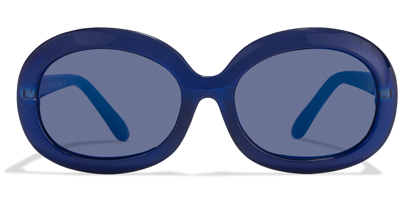 Light Blue Mirror Cat Eye Sunglass Vincent Chase Kid's Rockstars VC S10743 - C4  available at Lenskart for Rs.0