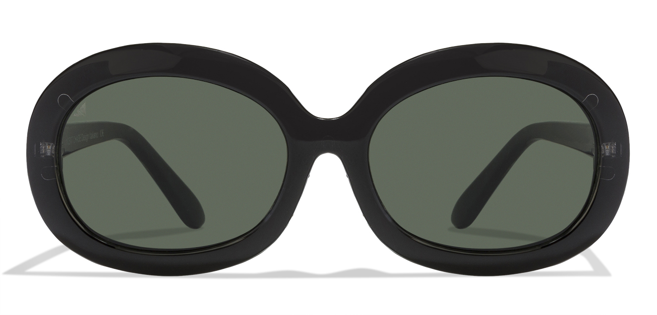 Black Green Cat Eye Sunglass Vincent Chase Kid's Rockstars VC S10743 - C5  available at Lenskart for Rs.0