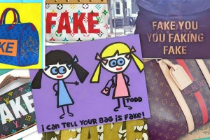How to spot fake