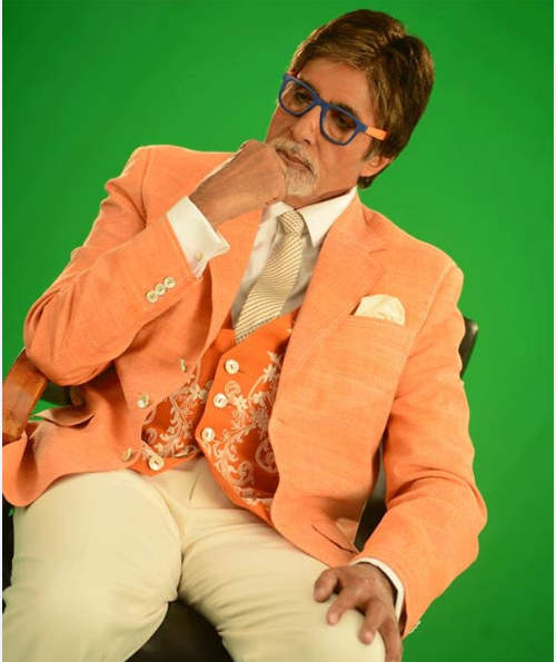 amitabh's colourful wayfarers