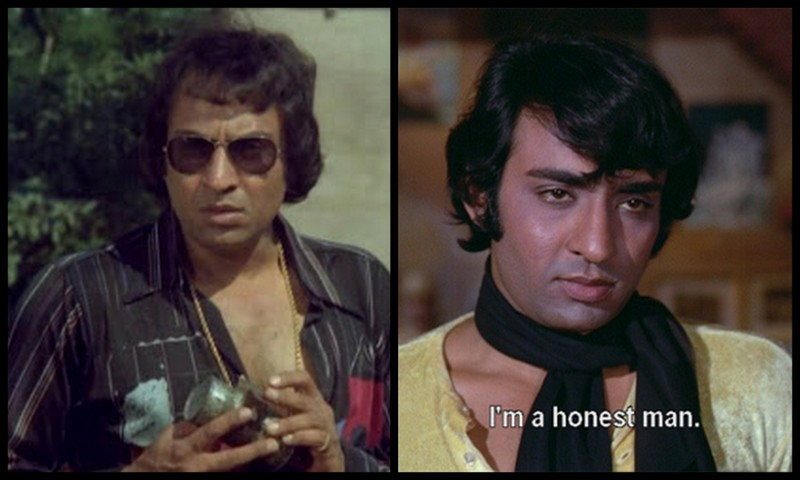 Ranjeet- O shut up