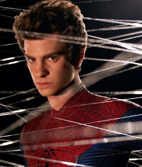 Andrew Garfield-amazing