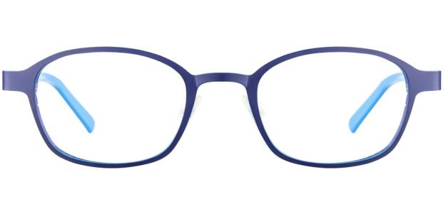 S OLIVER Blue White 424 Eyeglasses