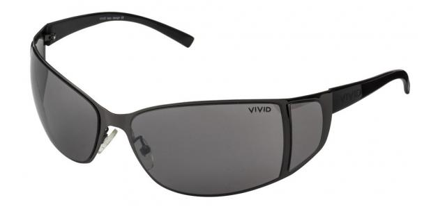 VIVID 6004 GUNMETAL GREY COL 344 SUNGLASSES