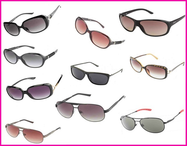 Oversized sunglasses for men & Women