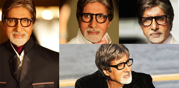 Amitabh Bachchans spectacle eyeglass frmaes