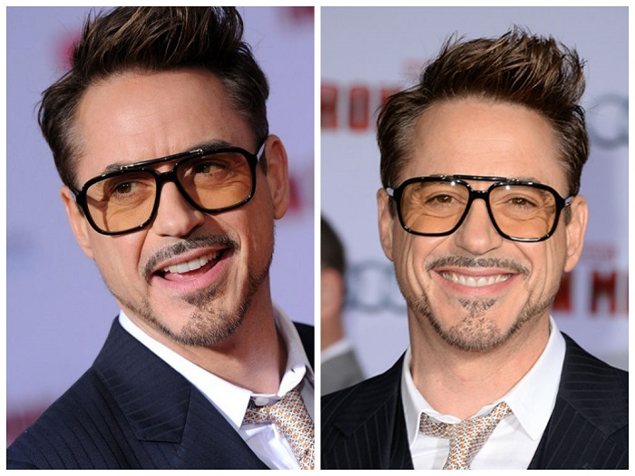 robert downey eyewear