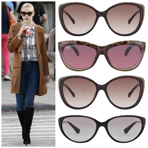 Jamie Kings cat eye sunglasses