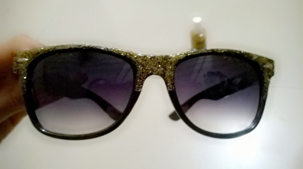 DIY Wayfarer Sunglasses 2