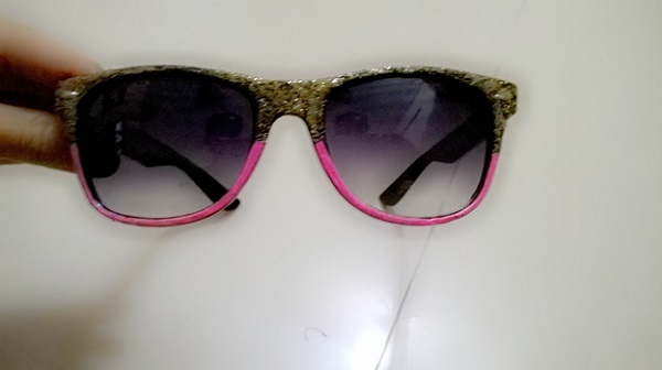 DIY Wayfarer Sunglasses 4