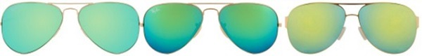 John jacobs mirror sunglasses