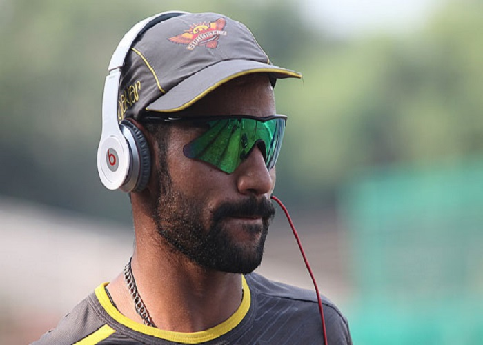 Shikhar Dhawan: The moustache man of the Sunrisers Hyderabad has everyone sitting on the edge of their seats with his cricket prowess on the playing field.