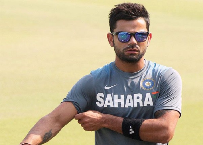 The face of Indian cricket, batsman Virat Kohli works his magic brilliantly, both on and off the field playing for the RCB!