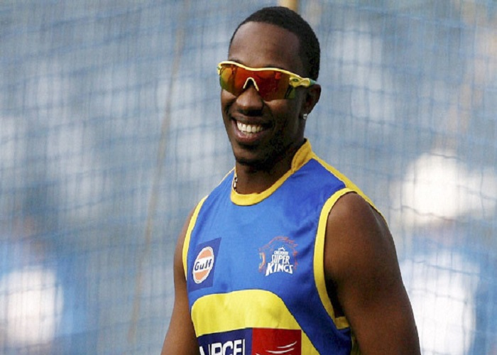 Dwayne Bravo, the West Indian cricketer, as always, plays a great game on the field and leaves the spectators thrilled! He is one of the reasons why the Chennai Super Kings have confidence on their side, no matter what!