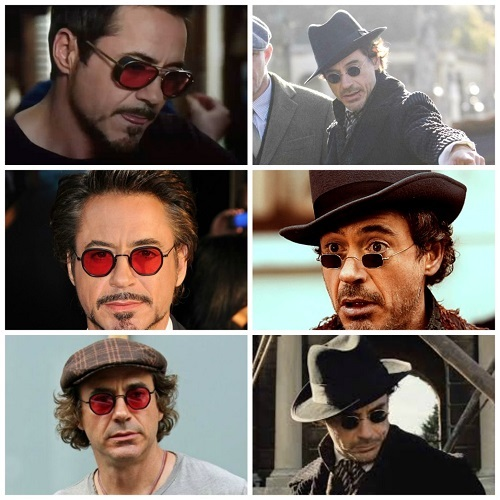 Robert Downey Jr- 2