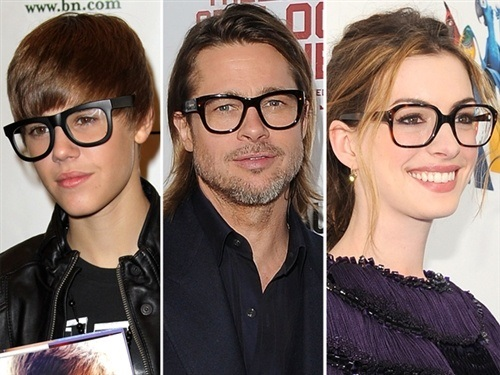 celebrity spectacles