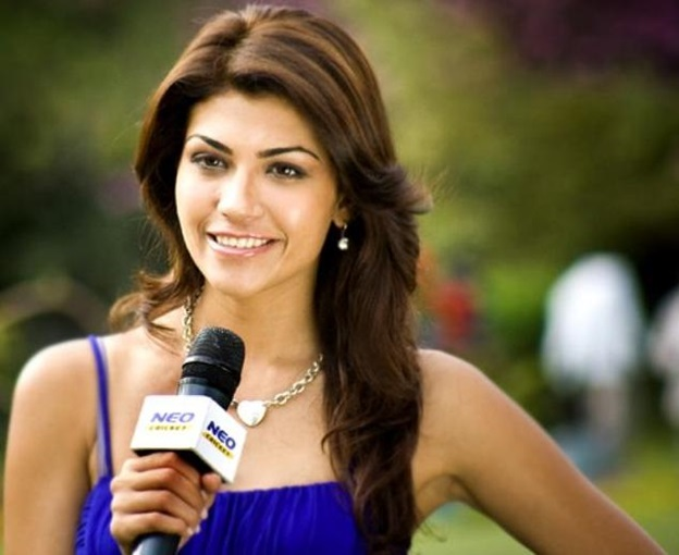 TV presenter Archana Vijaya