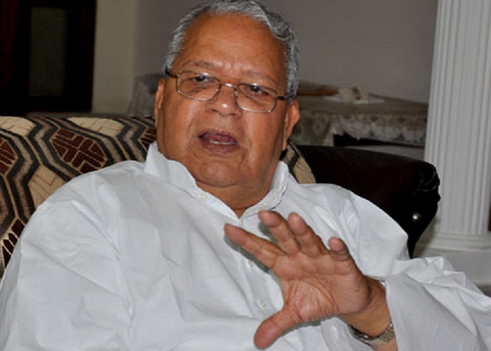 Kalraj Mishra: This U.P. politician is known as a no-nonsense minister in the corridors of power. Our Union Minister for Micro, Small and Medium industries sticks to his usual pair of metal rectangular eyeglasses. They do lend him a serious look.