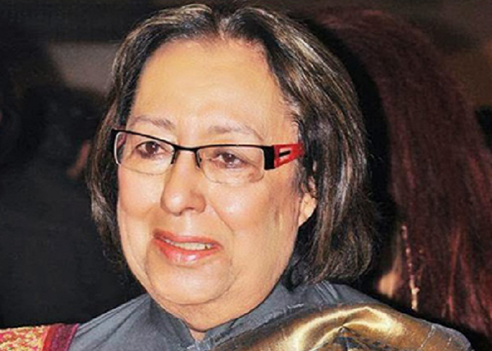 Najma Heptullah: The sheer energy of the Union Minister of Minority Affairs, even at the age of 74, is what makes one in awe of her. Her pair of eyeglasses with coloured temples gives her face an energetic look.