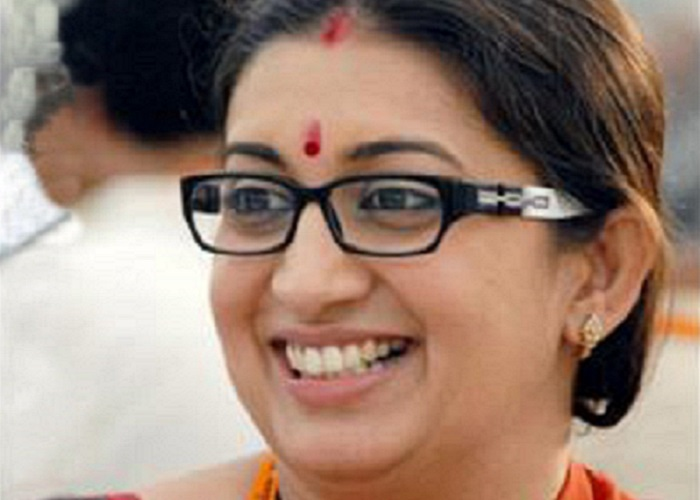 Smriti Irani: The current Union Education Minister gave Rahul Gandhi a run for his money in the Parliamentary elections 2014. How can one miss her black geeky eyeglasses and her hearty smile?