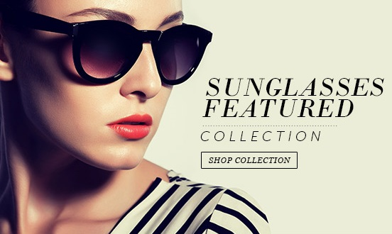 LK Sunglasses Feature Collection
