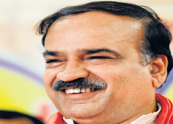 Ananth Kumar: This sixth time MP from the tech capital of Bangalore has a big smiling face.